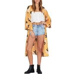 Amuse Society Let's Unwind Kimono - Women's