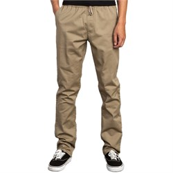 RVCA Weekend Elastic Chinos