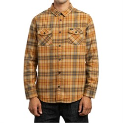 RVCA Watt Flannel Long-Sleeve Shirt