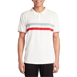 RVCA Brennan Short-Sleeve Polo Shirt
