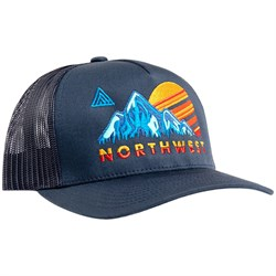 The Great PNW Hilltop Trucker Hat
