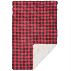 Rumpl Buffalo Plaid Sherpa Blanket