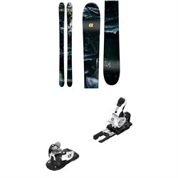 Armada ARW 86 Skis - Women's ​+ Salomon Warden MNC 13 Ski Bindings 2019