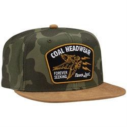 Coal The Seeker Hat