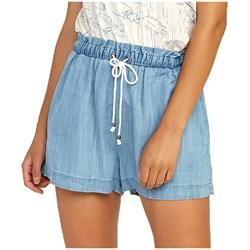 RVCA I'm Listening Shorts - Women's