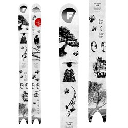 Folsom Skis Powfish W Skis - Women's 2019