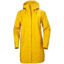 Helly Hansen Moss Rain Coat - Women's