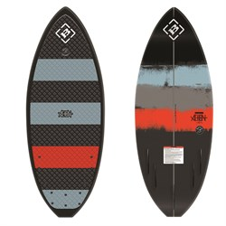Byerly Wakeboards Action Wakesurf Board - Blem