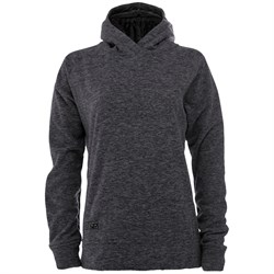 Saga Polar Fleece Pullover Hoodie - Women's