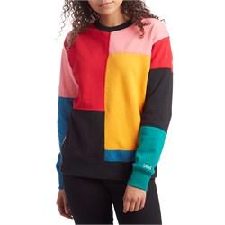 Vans Patchy Crew Sweatshirt - Women's