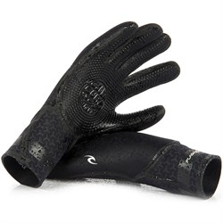 Rip Curl 3/2 Flashbomb 5-Finger Wetsuit Gloves