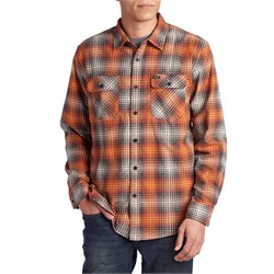 Brixton Bowery LW Long-Sleeve Flannel
