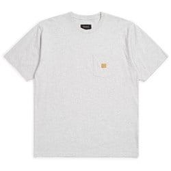 Brixton Main Label Pocked Knit T-Shirt