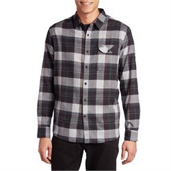 Vissla Central Coast Long-Sleeve Flannel Shirt