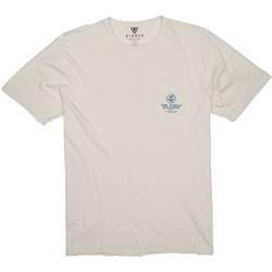 Vissla Shaka Shake Vintage Wash Pocket T-Shirt