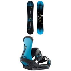 Burton Instigator Snowboard + Burton Freestyle Snowboard Bindings 2019