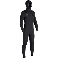Vissla 7 Seas 4/3 Hooded Chest Zip Wetsuit