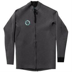 Vissla Drainer 2mm Front Zip Wetsuit Jacket