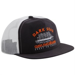 Dark Seas x Grundens Tall Ship Hat