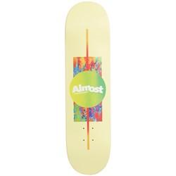 Almost Gradient HYB Yellow 8.125 Skateboard Deck