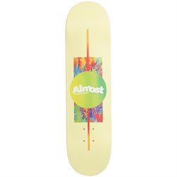Almost Gradient HYB Yellow 8.125 Skateboard Deck