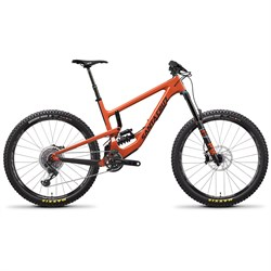 Santa Cruz Bicycles Nomad CC X01 Reserve Complete Mountain Bike 2019