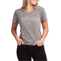 Bridge & Burn Weekends T-Shirt - Women's