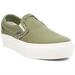 Vans Slip-On Platform SF Shoes - Women's