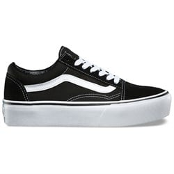 Vans Old Skool Platform Shoes - Women's