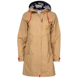 Topo Designs Tech Trench Rain Coat - Women's