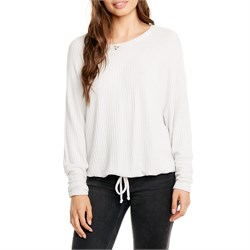 Chaser Thermal Tie-Waist Pullover - Women's