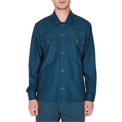 Obey Clothing Station Shirt Jacket