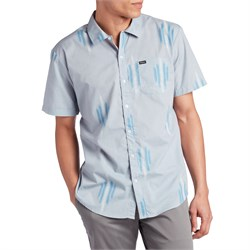 Brixton Charter Print Short-Sleeve Shirt