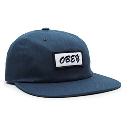 Obey Clothing Lovely 6 Panel Strapback Hat