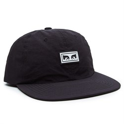 Obey Clothing Alchemy 6 Panel Strapback Hat