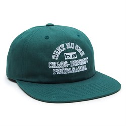 Obey Clothing Mission 6 Panel Snapback Hat