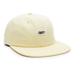 Obey Clothing Sleeper 6 Panel Strapback Hat