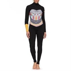 Roxy 3/2 Pop Surf Chest Zip Wetsuit - Women's