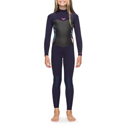 Roxy 4​/3 Syncro Back Zip Wetsuit - Big Girls'