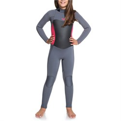 Roxy 4/3 Syncro Back Zip GBS Wetsuit - Girls'
