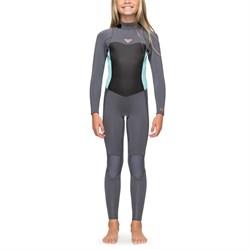 Roxy 3/2 Syncro Back Zip GBS Wetsuit - Girls'