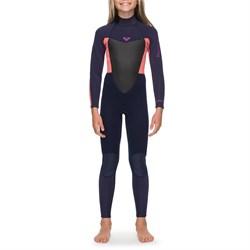 Roxy 3/2 Prologue Back Zip Wetsuit - Girls'
