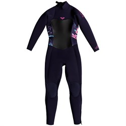 Roxy 3​/2 Syncro Back Zip GBS Wetsuit - Little Girls'