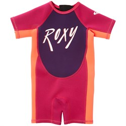 Roxy 1.5mm Syncro Back Zip Springsuit - Little Girls'