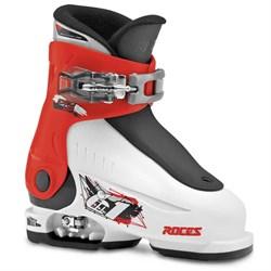 Roces Idea Adjustable Alpine Ski Boots (16.0-18.5) - Little Kids' 2020 - Used