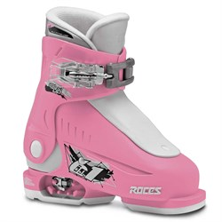 Roces Idea Adjustable Alpine Ski Boots (16.0-18.5) - Little Kids'