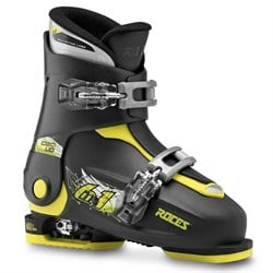 Roces Idea Adjustable Alpine Ski Boots (19-22) - Kids'  - Used