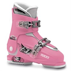 Roces Idea Adjustable Alpine Ski Boots (19-22) - Kids'