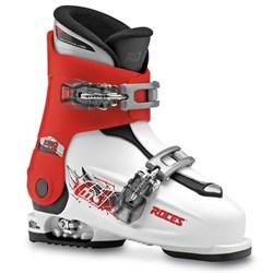 Roces Idea Adjustable Alpine Ski Boots (19-22) - Kids' 2019 - Used