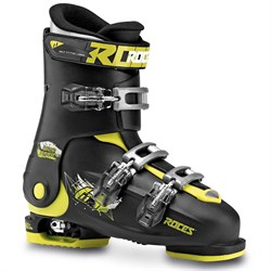 Roces Idea Free Adjustable Alpine Ski Boots (22.5-25.5) - Kids'